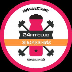 24Fit Kihívás